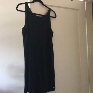 Black Volcom Dress